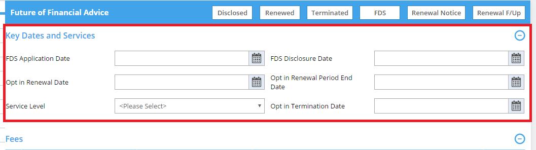How to use FOFA Compliance – AdviserLogic